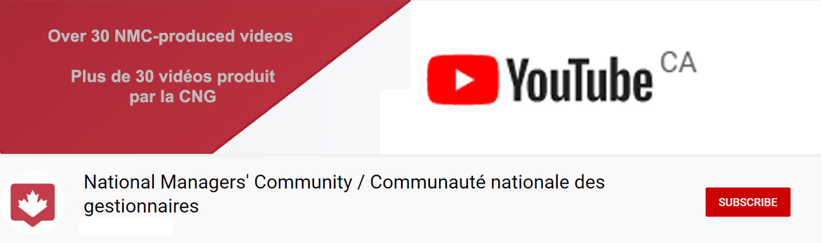 Page YouTube